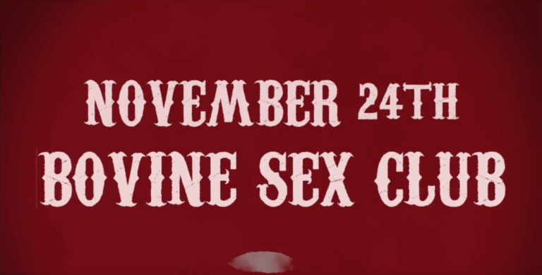 New show Nov 24 at Bovine Toronto